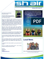 Step Into Life Keysborough Newsletter #95 - January 2013