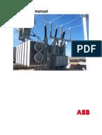 Application Manual Transformer