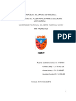 Trabajo de COBIT Definitivo
