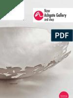 New Ashgate Gallery Spring Leaflet