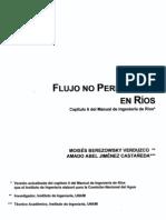 Flujo No Permanente en Rios