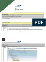 SAP FBCJ Transaction Guide