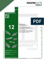 G12-Pflugscharspitzen Wechselmeissel Spaten