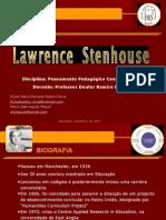 1- Apresentação Lawrence Stenhouse