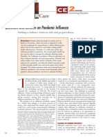 Questions and Answers on Pandemic Influenza.24
