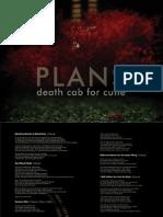 Digital Booklet - Plans