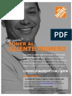 Home Depot Job Fair Spanish