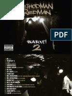 Digital Booklet - Blackout! 2