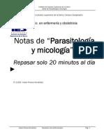 Notas de micologia