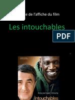 Explotation de l'affiche du film_Intouchables