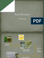 Processos eutrofizaçao