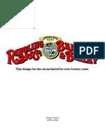 Ringling Brothers Marketing Plan