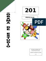 Programa de estudios 2011.Educación preescolar (versión resumida con mapas e ilustraciones)