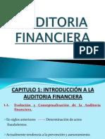 AUDITORIA FINANCIERA