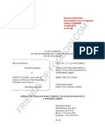 HI 2013-01-14 - Wolfv Fuddy (HIICA) Appellant Wolf's Reply to State OF Hawai'i's Answering Brief.