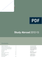 LSE General Course Brochure 2012