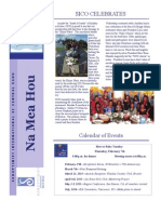 SI Central Oahu Newsletter January 2013
