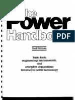The Power Handbook