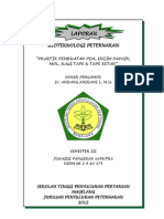 Laporan Bioteknologi Peternakan (Junaidi p Saputra)