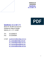 MANUAL DE INGENIERIA - FABRICACION DE TUBERIAS