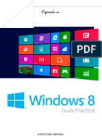 Guía Práctica de Windows 8