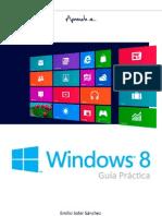 Guía Práctica de Windows 8