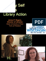 Library Self vs. Library Action