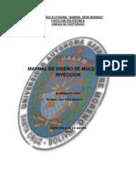 Manual de diseño de moldes de inyeccion.