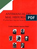 Aguirre - Antimanual del mal historiador.pdf