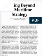 Admiral Trost's 1987 Proceedings Article on Maritime Strategy