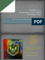 Syntia Verda Ariyani XII Ips 3, Permintaan, Penawaran Dan Harga Keseimbangan