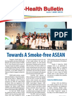 ASEAN Health Profile - Regional Priorities and Programmes