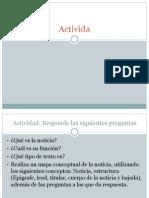 Actividad 6º