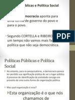 Psicologia e Políticas Públicas