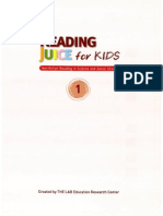 Reading Juice for Kids 1