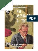 1- Así asesinaron a Trotski. Frontispicio