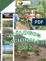 Dialogos Nacionales 2012