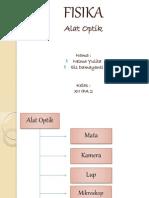 Alat Optik Eis Damayanti & Nelma Yulita