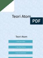 Amalia Noor Farida Dan Noorlianda Aprianti XII IPA 2 - Teori Atom