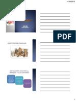 Módulo 8- Requisitos de embalaje y almacenamiento