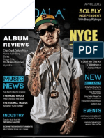 Vandala Magazine April 2012