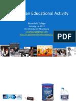 Remix as an Educational Activity