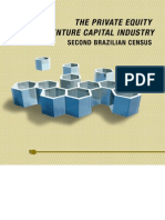 The Private Equity and Venture Capital Industry - Second Brazil Census