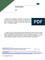 Regionalismo y Dicionarios (1)