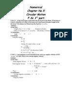 Physics Numerical