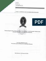 Informe Completo PDDH El Salvador 10enero2013 sobre mina Cerro Blanco