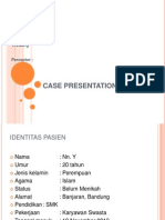 45154591 CASE Presentation Dermatitis Seborrhoeic