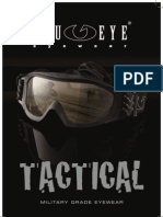 Blueye Military Goggles