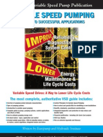 Variable Speed Pumping, A Guide to Successful Application