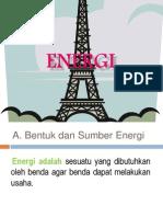 Materi Pokok Usaha dan Energi (Hyperlink Pendadaran)